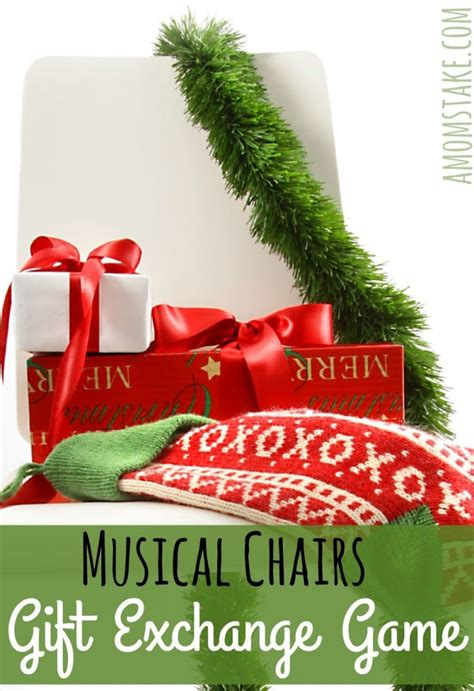 christmas gift exchange large groups musical chairs gift exchange a s take