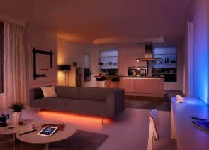 Philips hue introduces livingcolor bloom and lightstrips