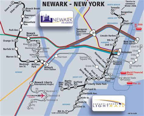 nj path map newark light rail map swimnova