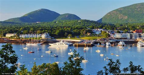 Bar Harbor Maine Visitor's Guide
