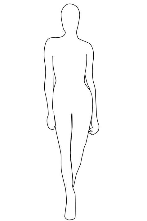 human pattern drawing human anatomy outline drawing חיפוש ב google printable