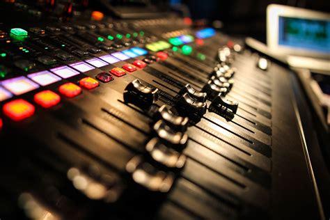 digital sound board for church