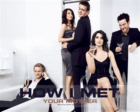 biography about your mother the big bang theory and himym images himym cast hd