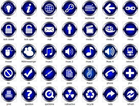 free images web webmasterkit infofree web icons an enormous list