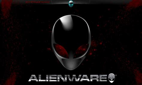 computer alienware themes red wallpaper alienware logo image wallpaper collections
