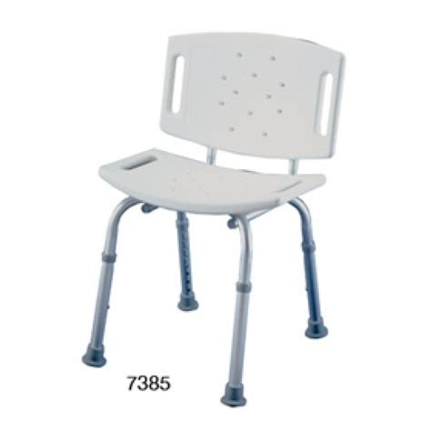 shower bench with back alimed shower bench with back 7385 4md medical