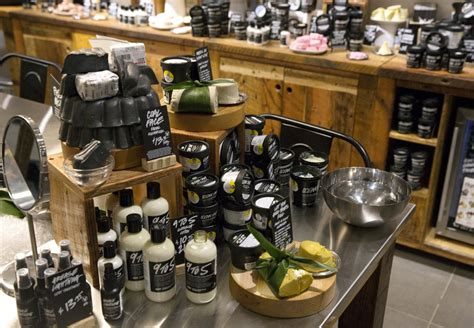 Lush Fresh Handmade Cosmetics Coupon Codes - lush to open sixth new store in las vegas at the grand