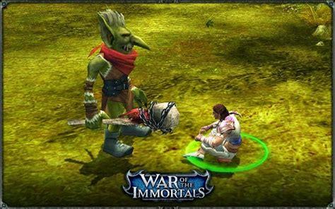 download film god of war versi manusia war of the immortal