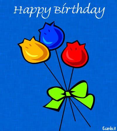imagenes virtuales de cumpleaños para facebook postales animadas de cumplea 241 os