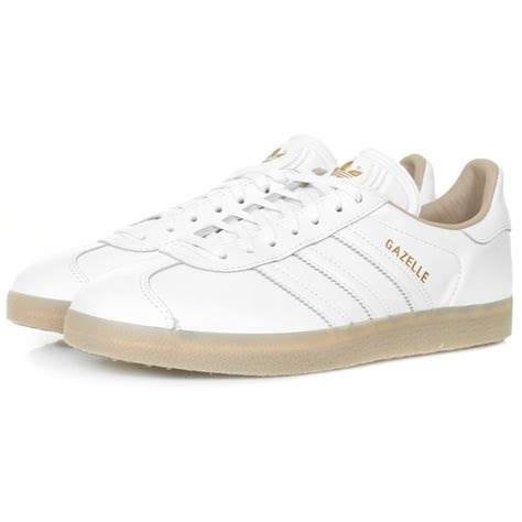 adidas leather shoes adidas gazelle sneakers white leather shoe