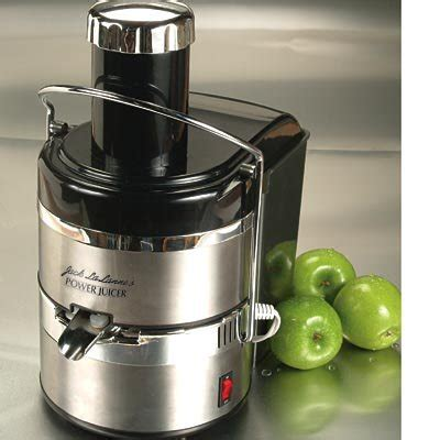 Lalannes Jfpj B Power Juicer Juicing Machine by Lalanne Stainless Steel Power Juicer Juice Book