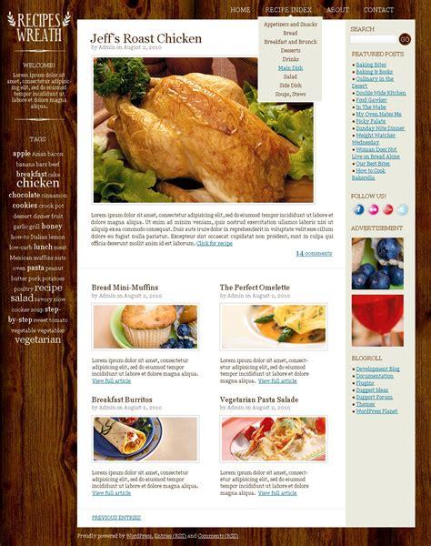 domande di cucina tema per un sito di cucina