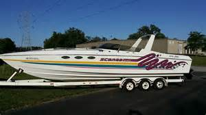 wellcraft scarab iii boat for sale from usa