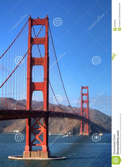 Golden Gate Mba Financial Planning by Golden Gate Bridge Royalty Free Stock Photos Image 6673878