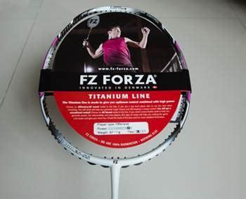 Sepatu Badminton Forza 15 merk raket badminton terbaik 2018 ini cara memilihnya