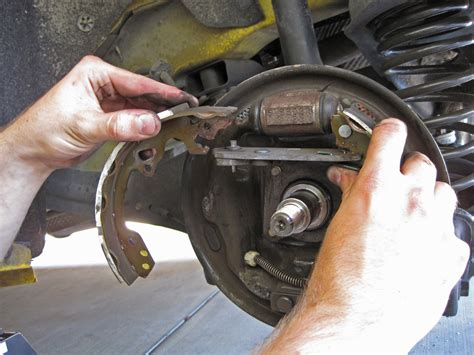 ford focus brake shoes replacement    ifixit repair guide