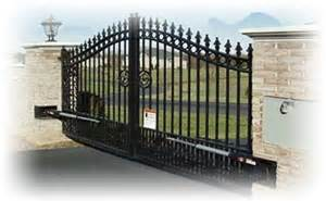 driveway security gates and gate openers call 281 395