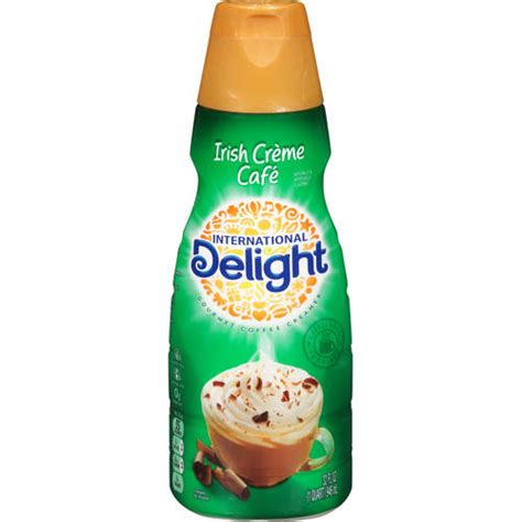 International Delight Coffee Creamer International Delight Irish Creme Coffee Creamer 32 Fl Oz