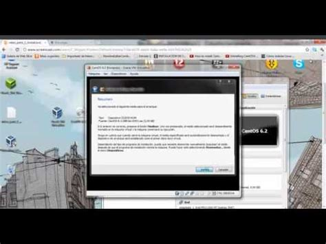 youtube tutorial virtualbox video tutorial instalacion centos 6 2 en virtualbox youtube