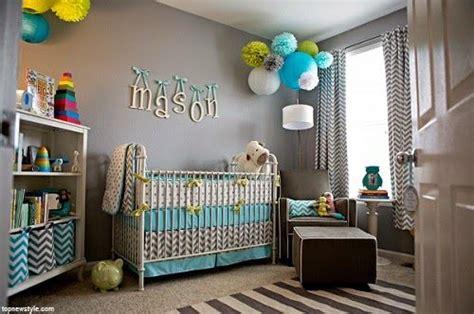 Theme Chambre Bébé Mixte by D 233 Coration Bleu Et Gris D 233 Co B 233 B 233 Gris Et Bleu B 233 B 233 Et