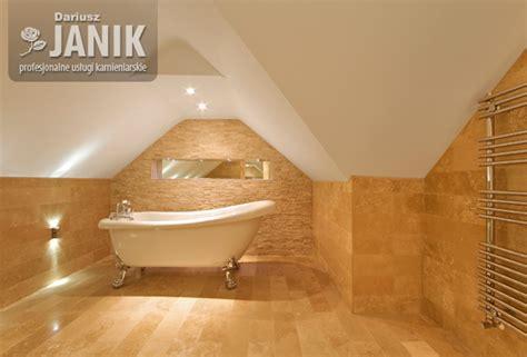 Brown And White Bathroom Ideas blaty azienkowe posadzki obudowy z kamienia marmur
