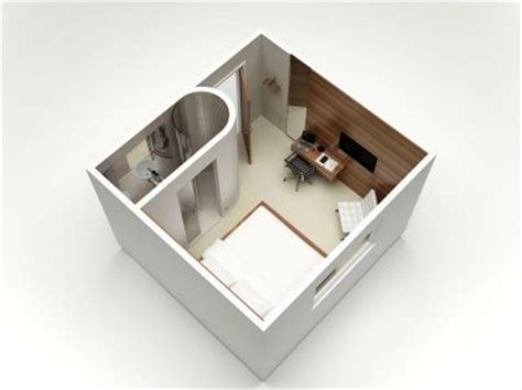 Bc Floor Plans Compact Guest Quarters Adapt From Hotel Floor Plan