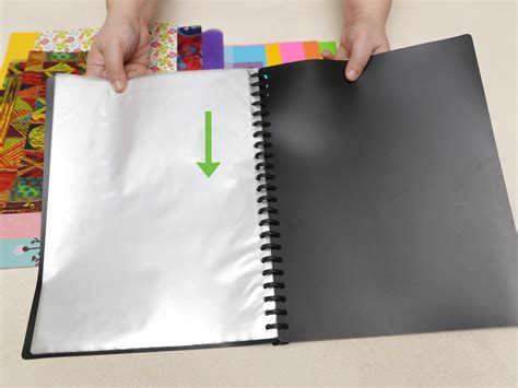 How To Make A Paper Scrapbook - 3 ways to select the proper scrapbook paper wikihow