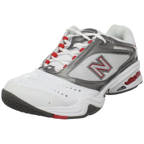 new balance tennis shoes for new balance mens mc900 competive tennis shoe in white for