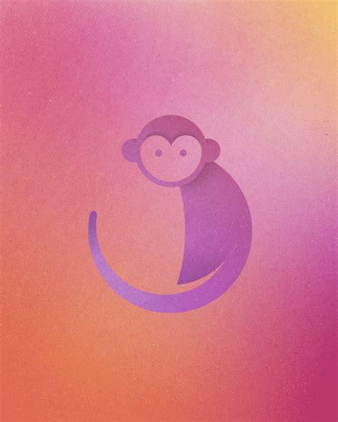 colorful animal logos    perfect circles