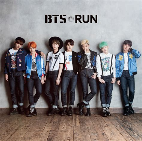 download mp3 bts run japanese version info bts will be released 6th single album run japanese