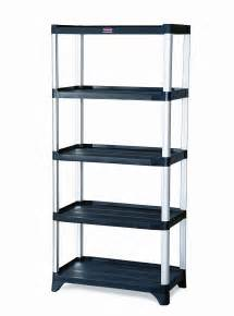 rubbermaid shelving systems rubbermaid 9t39 shelving 5 shelf unit