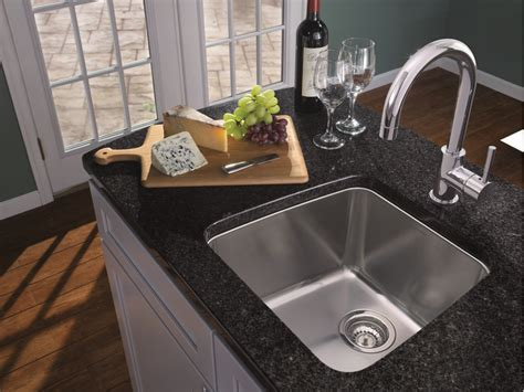 Ada Kitchen Cabinets Performa Small Stainless Steel Undermount Bar Sink Jack