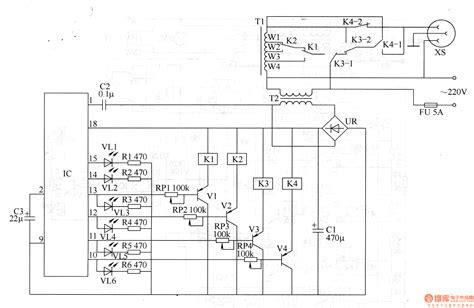 Ac Voltage Regulator power ac voltage regulator six power supply circuits
