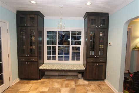 tall kitchen cabinets with glass doors affordable custom cabinets showroom