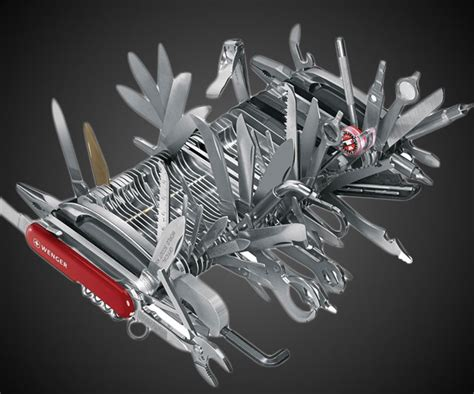 large swiss army knife gear junkies rejoice weight weenies beware bike war