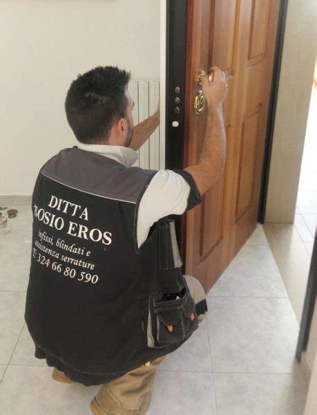 dierre porte blindate assistenza sostituzione serrature fabbro sassari alghero