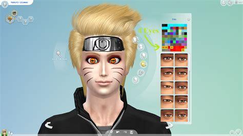 sims 4 mods manga ng sims 3 uzumaki naruto s 4 eyes naruto s whiskers