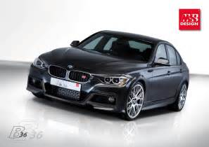 Bmw 335i F30 Bmw F30 335i Is B36 At Ms Design Autoevolution