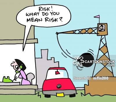 Insurance Risk Cartoons and Comics   funny pictures from