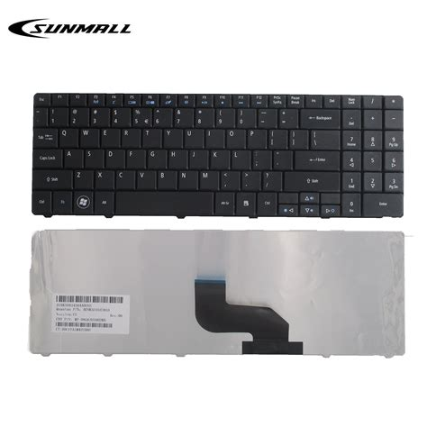 Keyboard Laptop Acer Aspire 5241 5332 5516 5517 5532 5534 5541 Ustop 11 1v 5200mah 6 Cell Acer Aspire 4732z