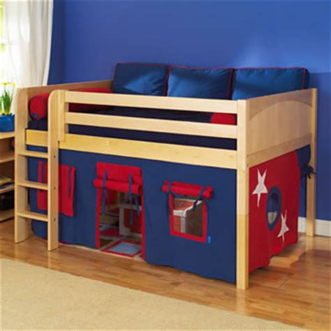 full low loft bed maxtrix kids mansion full size low loft bed
