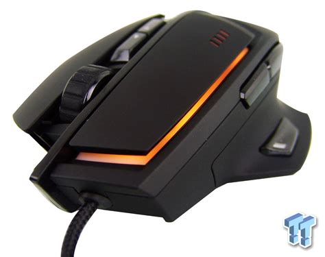 Mouse Gaming M Tech 600m laser gaming mouse review