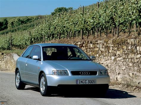 Audi A3 1996 by 1996 Audi A3 8l Pictures Information And Specs Auto