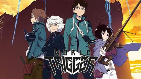 world trigger anime madness world trigger the ramblings of wolfe