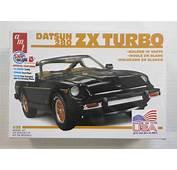 Amt 1043 Datsun 280 Zx Turbo Model Kit  Cars Motorbikes