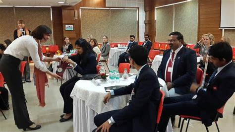 Cbs Mba Healthcare mba healthcare students attends international workshop on