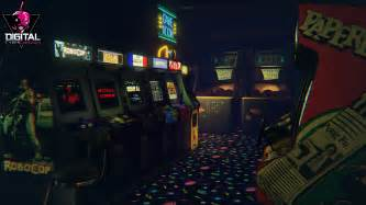 Arcade In Newretroarcade Updated With Mame Nes And Snes Support