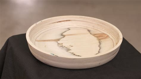 turning bowls  laminated beams wwgoa