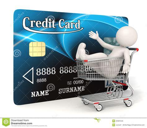 carding tutorial pdshoppro shopping cart credit card 3d man shopping cart stock illustration