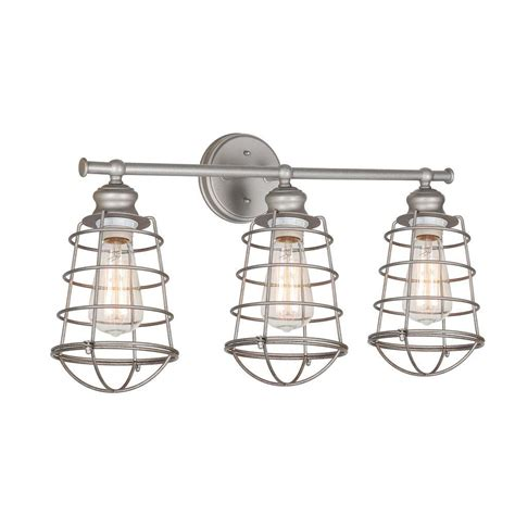 design house lighting catalog design house ajax collection 3 light galvanized indoor